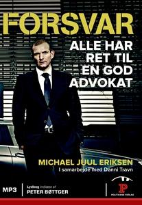 Forsvar (lydbog) af Michael Juul Erik