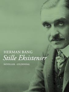 Stille eksistenser (e-bog) af Herman