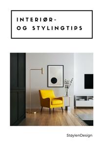 Interiør- og stylingtips (ebok) av Linn Amand