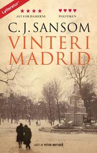 Vinter i Madrid (lydbog) af C.J. Sans
