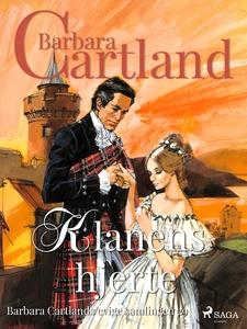 Klanens hjerte (ebok) av Barbara Cartland
