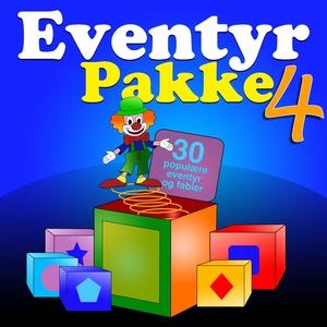 Eventyrpakke 4 : 30 populære eventyr og fable