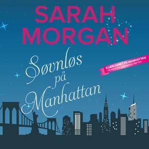 Søvnløs på Manhattan (lydbok) av Sarah Morgan