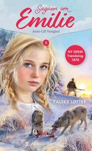 Falske løfter (ebok) av Anne-Lill Vestgård
