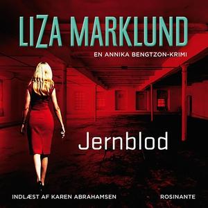 Jernblod (lydbog) af Liza Marklund