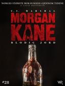 Morgan Kane 28: Blodig Jord