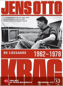Jens Otto Krag 1962 - 1978 (lydbog) a