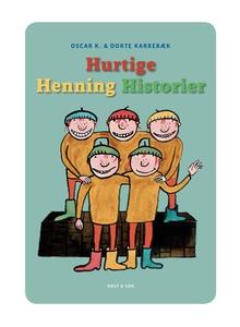Hurtige Henning historier (e-bog) af