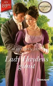 Lady Haydens gunst (ebok) av Mary Brendan
