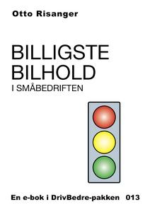 Billigste bilhold i småbedriften (ebok) av Ot