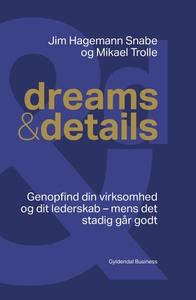 dreams & details (lydbog) af Jim Hage