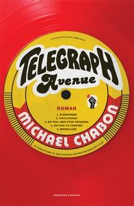 Telegraph Avenue (e-bog) af Michael C