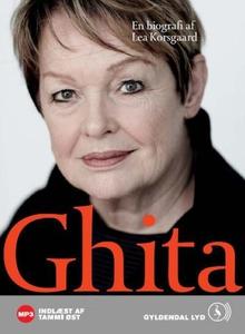 Ghita (lydbog) af Lea Korsgaard
