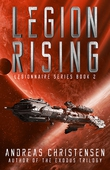 Legion Rising (Legionnaire Series, #2)
