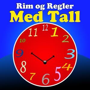 Rim og Regler Med Tall (lydbok) av Diverse Fo