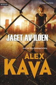 Jaget av ilden (ebok) av Alex Kava