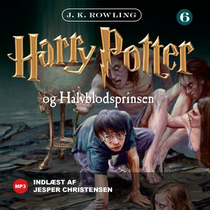 Harry Potter og Halvblodsprinsen - lydbog (e-bog) af J.K. Rowling, Hanna Lützen, Jesper Christensen