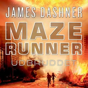 Maze Runner - Udbruddet (lydbog) af J