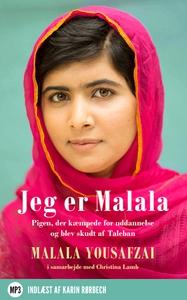 Jeg er Malala (lydbog) af Malala Yous
