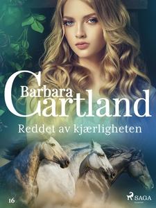 Reddet av kjærligheten (ebok) av Barbara Cart