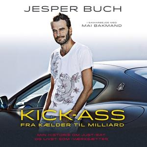 Kick-ass (lydbog) af Jesper Buch, Mai
