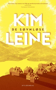De søvnløse (lydbog) af Kim Leine