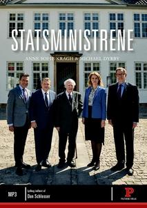 Statsministrene (lydbog) af Michael D