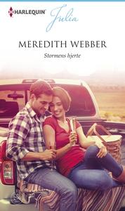 Stormens hjerte (e-bog) af Meredith W