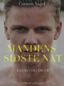 Mandens sidste nat (e-bog) af Carsten