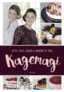 Kagemagi (e-bog) af Ditte Julie Jense