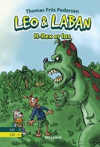 Leo og Laban #2: H-Rex er løs (e-bog)
