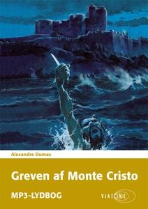 Greven af Monte Cristo (lydbog) af Al