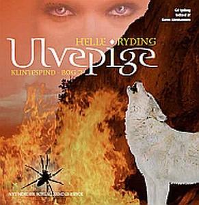 Ulvepige (lydbog) af Helle Ryding