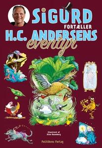 Sigurd fortæller H.C. Andersens event