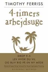 4-timers arbejdsuge (e-bog) af Timoth
