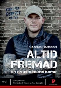 Altid fremad (lydbog) af Magnus Hanss