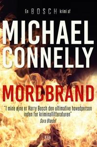 Mordbrand (lydbog) af Michael Connell