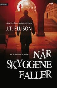 Når skyggene faller (ebok) av J.T. Ellison