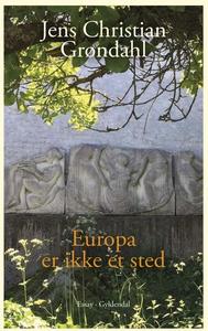 Europa er ikke et sted (e-bog) af Jen