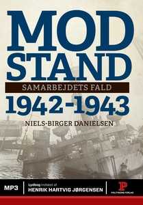 Modstand 1942-1943 (lydbog) af Niels