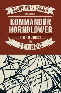 Kommandør Hornblower (e-bog) af C.S.