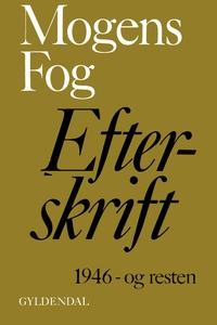 Efterskrift (e-bog) af Mogens Fog