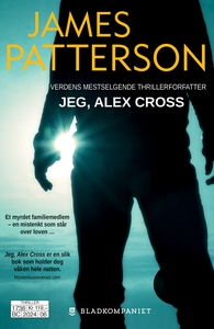 Jeg, Alex Cross (ebok) av James Patterson