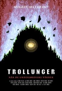 Trollunger (ebok) av Runar Vollan