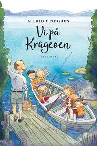 Vi på Krageøen (e-bog) af Astrid Lind