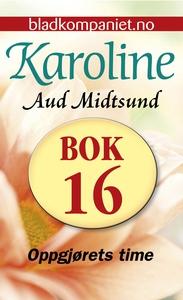 Oppgjørets time (ebok) av Aud Midtsund