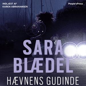 Hævnens gudinde (lydbog) af Sara Blæd