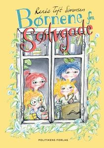 Børnene fra Sølvgade (lydbog) af René