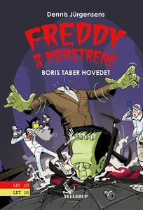 Freddy & monstrene #1: Boris taber ho