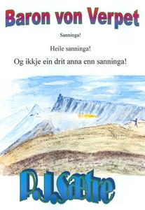 Baron von Verpet (ebok) av Per Jon Sætre